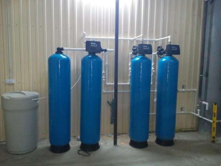 недорогие системы водоочистки Тюмень