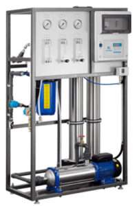 промышленная система очистки воды