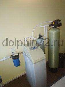 Реагентная система водоочистки для сложной воды с большим железом, марганцем, при этом с низким pH и довольно высокой окисляемостью