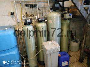 Система водоподготовки для нужд гостиницы и бань