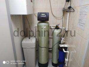 Система для производства питьевой воды в ресторане благодаря обратному осмосу
