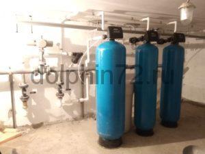 Система водоочистки. Детский сад, п. Коротеивы. Нефтеюганский район