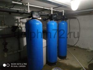Запуск системы водоочистки на детский садик 80 мест с. п. Каркатеевы, Нефтеюганск