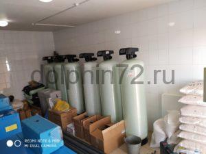 Комплект системы водоочистки для одного из заводов по пищевому производству города Тюмени
