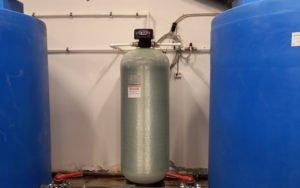 Система фильтрации в школьный бассейн г. Тюмени
