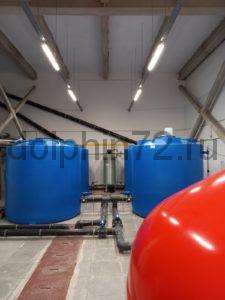 Система фильтров в бассейн Тюмени