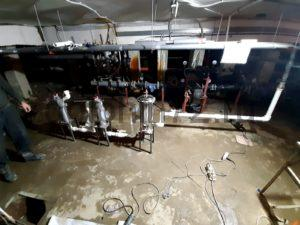 Система водоочистки в школе Салыма