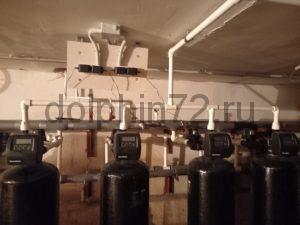 Система очистки воды в школе Салыма Тюменской области