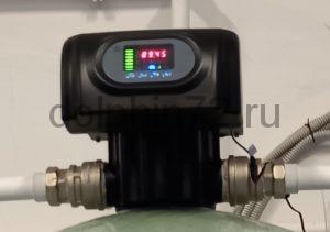 Управляющий клапан - система водоочистки