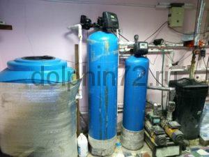 Монтаж системы водоочистки в гостиничном комплексе г. Тарко-Сале ХМАО Тюменская область