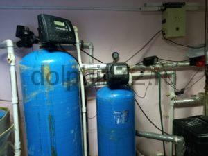 Монтаж системы очистки воды в гостиничном комплексе г. Тарко-Сале ХМАО Тюменская область
