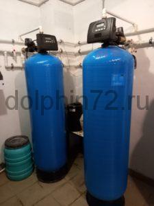 Монтаж системы водоочистки в гостиничном комплексе г. Тарко-Сале ХМАО