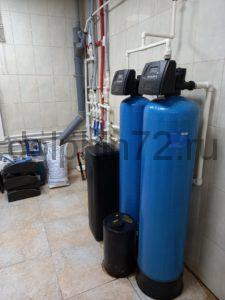 Сервис системы очистки воды в коттедже, Тюмень