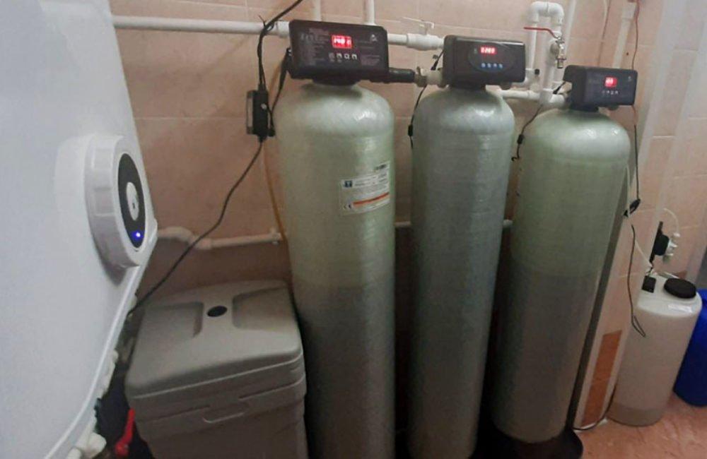Модификация системы водоочистки Тюмень