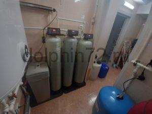 Модификация системы водоочистки