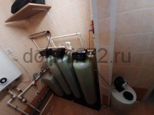 Модификация системы водоочистки в Тюмени