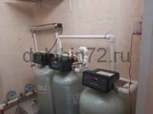 Модификация системы водоочистки в коттедже Тюмени