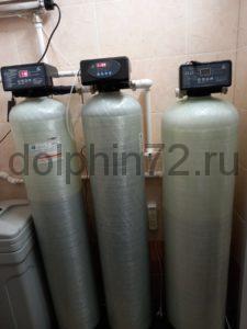 Модификация системы очистки воды в Тюмени