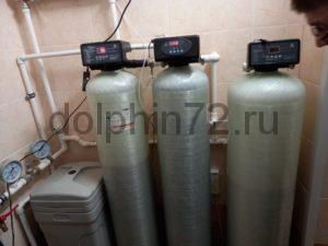 Модификация системы очистки воды Тюмень