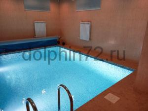 оборудование для бассейна в помещении Тюмень