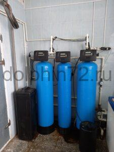 Сервисное обслуживание водоочистки и перезагрузка фильтрующего материала в п. Упорово в частной коптильне