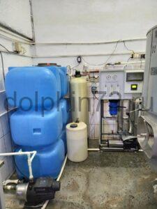 Сервис водоочистки на пивзаводе в п. Упорово Тюменской области - 5