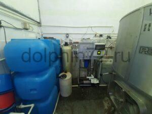 Сервис водоочистки на пивзаводе в п. Упорово - 3