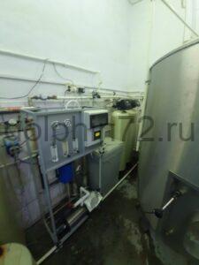 Сервис водоочистки на пивзаводе в п. Упорово - 2