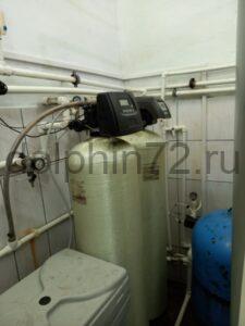 Сервис водоочистки на пивзаводе в п. Упорово - 1