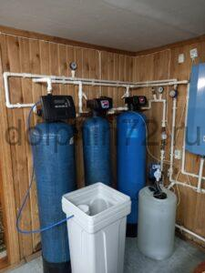 Сервис водоочистки в частном доме п. Упорово