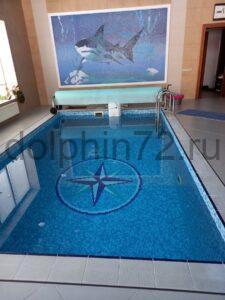 Сервисное обслуживание бассейна и системы водоочистки в коттедже Тюмени