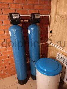 Сервисное обслуживание системы водоочистки в частном доме в п. Упорово