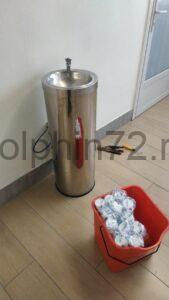 Монтаж системы водоочистки Аквафор - фильтры