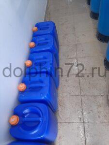 Реагенты для системы водоочистки, гостиница п. Салым
