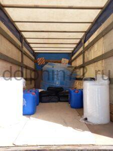 Поставка оборудования и материалов для реконструкции системы водоочистки для нужд одной из баз отдыха Тюменской облfсти. Подготовка к работам по реконструкции.
