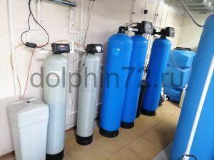 Система очистки воды в гостинице «777» пос. Салым, ХМАО