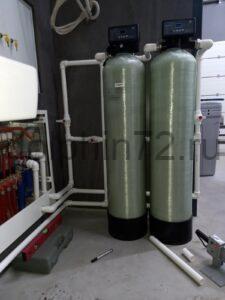 Система водоочистки для коттеджа с бассейном Тюмень