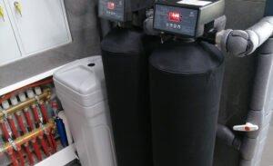 Система водоочистки для коттеджа с бассейном