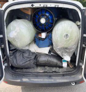 Поставка оборудования для реконструкции системы водоочистки на базе отдыха