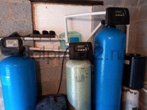 Старая система очитки воды