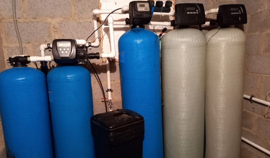 Реконструкция системы водоочистки на базе отдыха